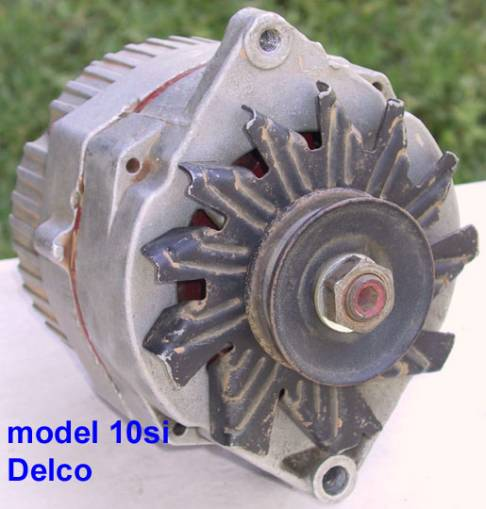 delcor1 catalog 4 Wire Alternator Wiring Diagram at bayanpartner.co